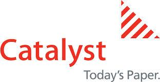 Catalyst says it has major buyer lined up for tissue paper, taxpayer help would support 62 jobs in Rumford, Maine